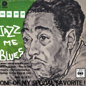 JAZZ ME BLUES 2018 - DUKE ELLINGTON SPECIAL