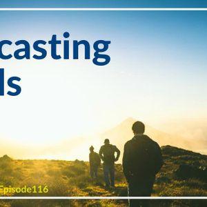 Podcasting Goals