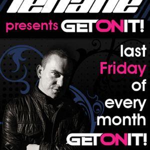 Ads Lehane 'Get On It' June 2012