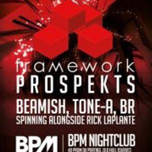 DJ Brink @ Framework Prospekts