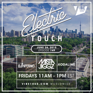 Electric Touch Episode 149 (June 26 2015)