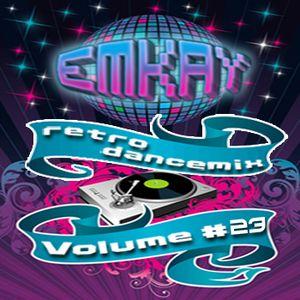 Retro Dance mix Volume #23