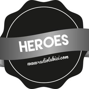 Héroes 17 - 10 - 15 en Radio La Bici