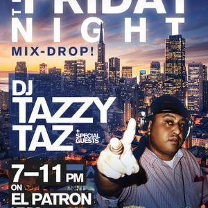 """DJ Tazzy Taz """"En La Mezcla"""" Latin Mix-Show 7-21-2017"""