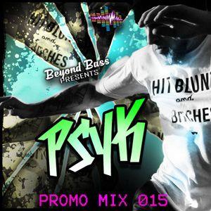 PSYK - BEYOND BASS PROMO 015