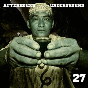 AFTERHOURS UNDERGROUND 27 [Strange Brew] Mixed by Buddhafish