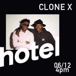 Clone X djset & freestyle - 06/12/2016