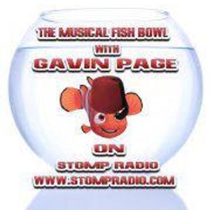 Stomp Radio's Musical Fishbowl With Gavin Page.....24 September 2012