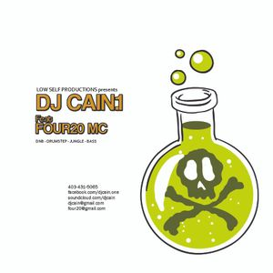DJ CAIN.1 & Four20 MC - Studio Sessions 2010