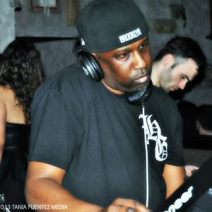 TODD TERRY live at groove city, hamburg germany 2002