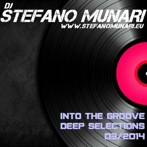 INTO THE GROOVE - DEEP SELECTION MARCH 2014 - DJ STEFANO MUNARI