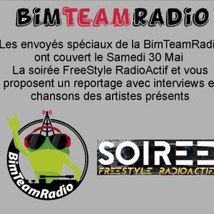 BTR - FreeStyle radioActif 30 Mai