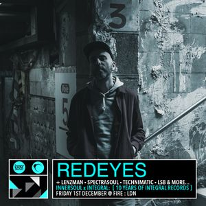 Redeyes - InnerSoul x Integral Promo Mix