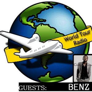 5. World Tour Radio: Show 5: 18th February 2011 with Mauri, Vishal, Rob & GUEST BENZ