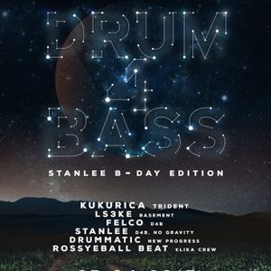 "Drum4Bass  ""Stanlee B-Day Edition"""