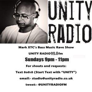 Mark XTC Bass Music Rave Show 27_03_2016_Unity Radio DAB