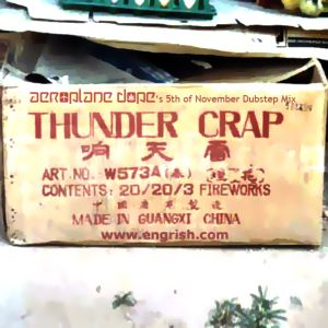 Thunder Crap: November the 5th Dubstep Mix