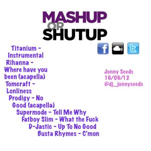 Jonny Seeds - Smash Up - 001 - 16/06/12