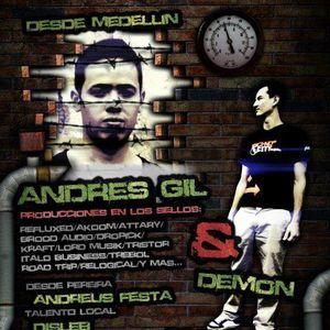 Disleb @ Addicted To Kicks 1.0