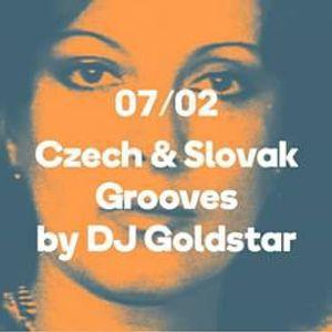 CZ&SK Grooves@Studio Paměť