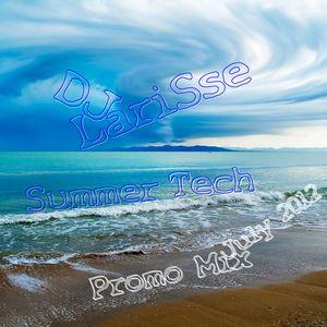 DJ LariSse - Summer Tech(July Promo Mix 2012)