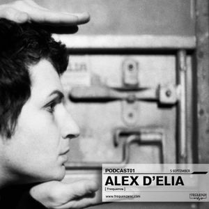 Alex D'Elia - FREQUENZA pod.01 - September2012