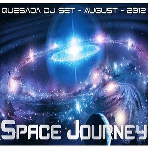 Space Journey - DJ Quesada Set [Agosto/2012]