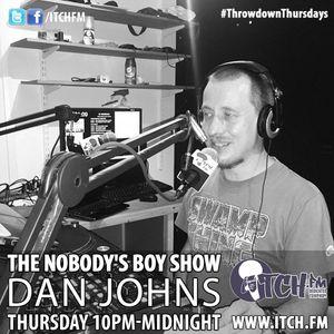 Dan Johns - Nobody's Boy Show 88