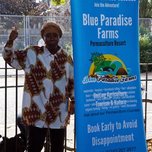 Faheemah Luqman on Blue Paradise Farms, Jamaica