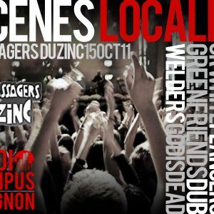 Godisdead aux PDZ - Radio Campus Avignon - 15/10/11