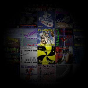 DJ JAMMIN J - HOTMIX VOL.4 J Shiem Records