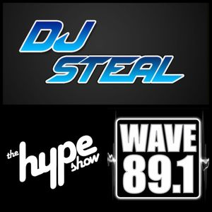 DJ STEAL WAVE 89.1 THE HYPE SHOW JUNE 30 OLD SCHOOL R&B MINI MIX