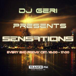 DJ Geri Presents Sensations 011