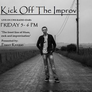 Kick Off The Improv - Episode One (Guest: Dennis Dignall)