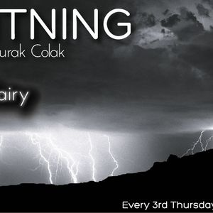 cem ermis & burak colak - lightning 002 on tribalmixes radio @ september 2011