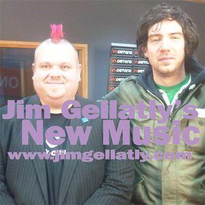 Jim Gellatly's New Music episode 190