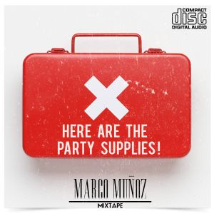 Here Are The Party Supplies! by Marco Muñoz.