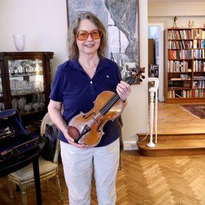 Ellen Taaffe Zwillich, en passionerad tonsättare