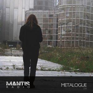 Mantis Radio 234 + Metalogue