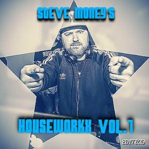 STEVE MONEY'S HOUSEWORKX VOL.1 - 11/2015