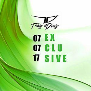 Tony Diaz - EXCLUSIVE 07.07.17