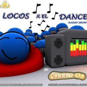LOCOS x el DANCE Radio Show by Chakko Dj (2013.01.16)