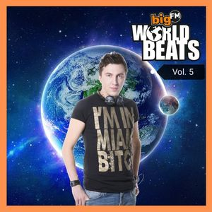 DJ DANNY(STUTTGART) - RADIO BIGFM LIVE SHOW WORLD BEATS ROMANIA VOL.5  05.06.2019