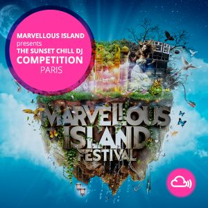 Marvellous Island Sunset Chill DJ Competition.
