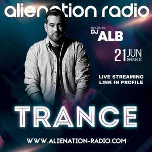 Alienation Radio Podcast #125 - Trance