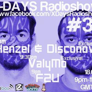 X-DAYS Radioshow! #39 - ValyMo