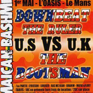 1/3 Downbeat VS Rootsman - 2004
