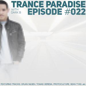 Trance Paradise Episode #022 (30-01-12)