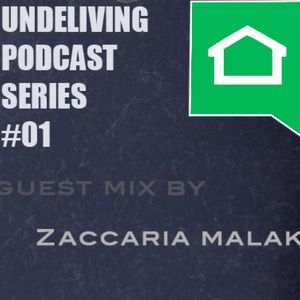 Undeliving Podcast series #1 Zaccaria Malak