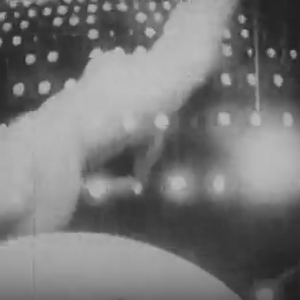 THINKING ABOUT BRUCE CONNER'S 1962 SHORT FILM COSMIC RAY 4.25.17 PART ll